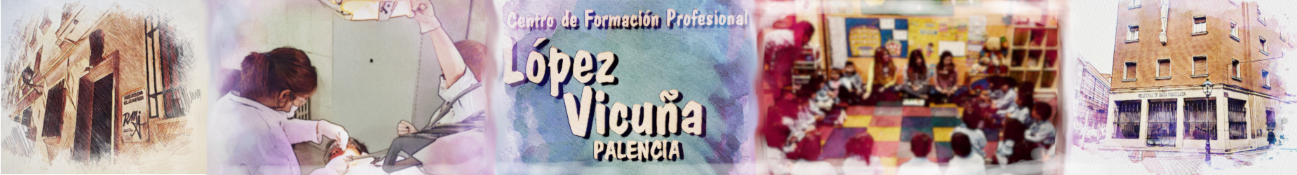 Centro de F.P. López Vicuña - Palencia